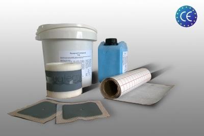 Aquaproof Wetroom Waterproofing 10 sq.m. Linear Shower Kit