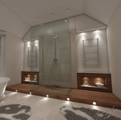 Helpful wet room articles wetroom experts for What s a wet room